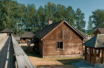 форт лэнгли - fort langley national historic site of canada